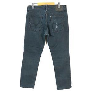 Levi's 511 slim fit jeans 34x30